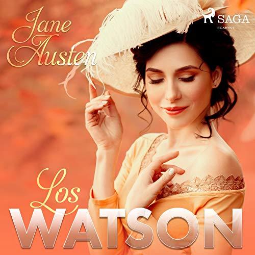 Diseño de la portada del título Los Watson