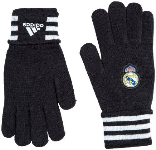 3 STRIPES GLOVES Adult Blue 13/14 Real Madrid Adidas TG. M Blue