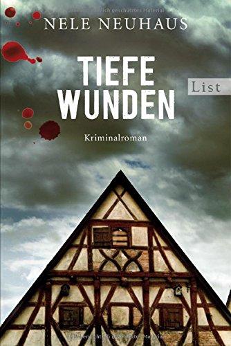 Image of Tiefe Wunden: Der dritte Fall für Bodenstein und Kirchhoff (Ein Bodenstein-Kirchhoff-Krimi, Band 3)