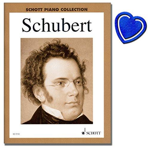 günstig Franz Schuberts sorgfältig ausgewählte Werke – Shot Piano Collection – Noten für Klavier – von ganzem Herzen… Vergleich im Deutschland