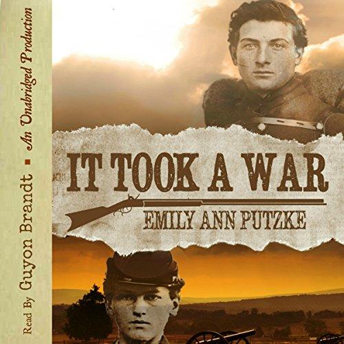 It Took a War audiobook cover art