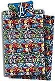 EL DRAGON BLANCO Juego de sábanas Avengers Cama 105
