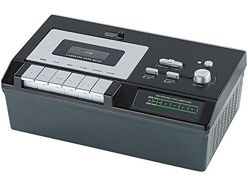 USB Kassetten Player zum abspielen und digitalisieren