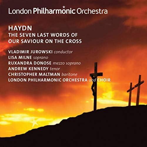 London Philharmonic Orchestra, Vladimir Jurowski, Lisa Milne, Christopher Maltman, Andrew Kennedy, London Philharmonic Choir, Neville Creed & Ruxandra Donose