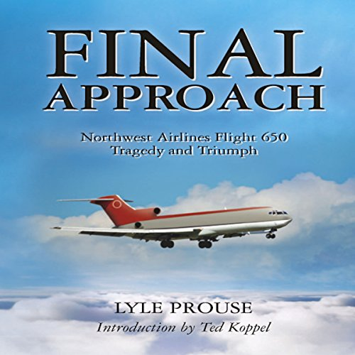 Final Approach audiobook cover art