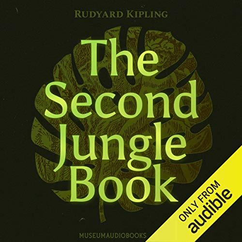 The Second Jungle Book cover art