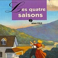Les quatre saisons livre audio