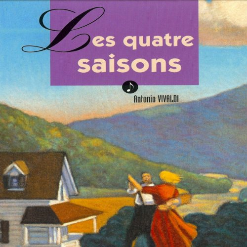 Les quatre saisons audiobook cover art