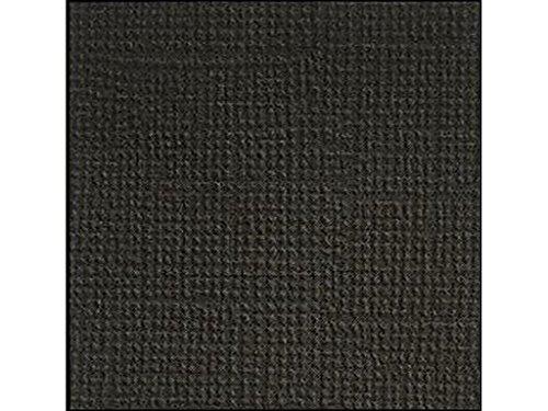 Doodlebug doo3413tonkartons 30,5x 30,5cm Strukturierte Beetle Schwarz Scrapbooking Papier