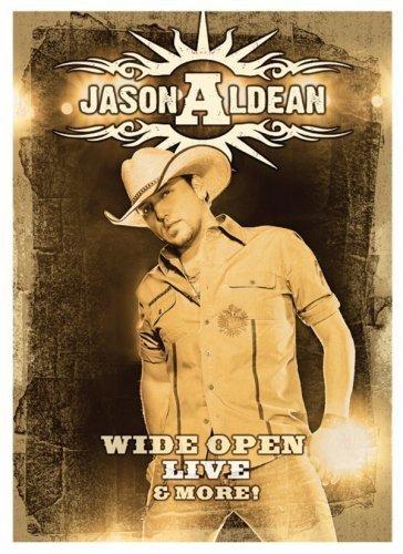 ALDEAN,JASON WIDE OPEN LIVE & MORE / DOL DTS
