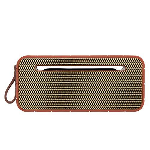 KREAFUNK aMove Tragbarer Bluetooth-Lautsprecher Soft Coral