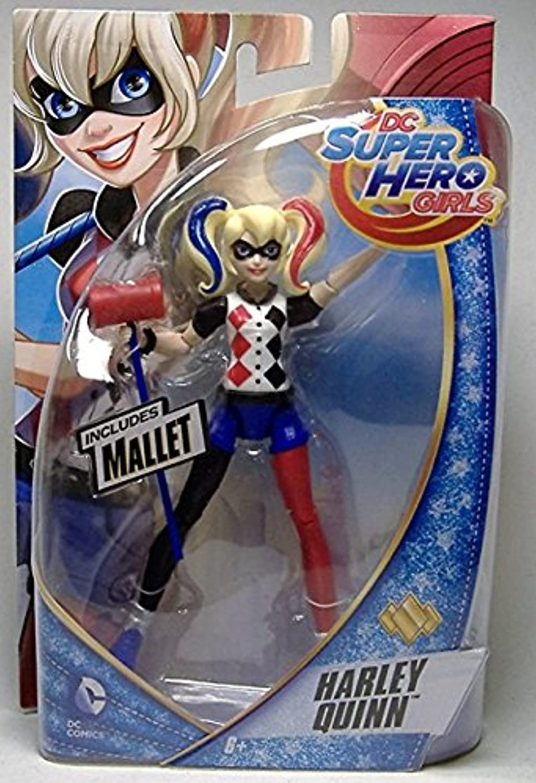 ordenar ahora HARLEY QUINN DC DC DC súper HERO GIRLS Acción Figura 6  MOSC SUICIDE SQUAD JOKER 2015  Web oficial