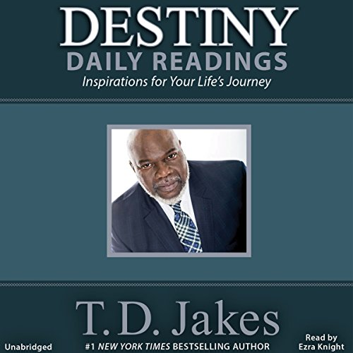 Destiny Daily Readings cover art