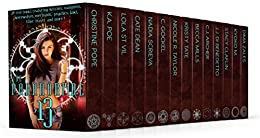 The Paranormal 13 (13 free books featuring witches, vampires, werewolves, mermaids, psychics, Loki, time travel and more!): Now with a bonus 14th novel! by [K.A. Poe, Christine Pope, Cate Dean, Nadia Scrieva, Nicole R Taylor, Stacy Claflin, Kristy Tate, Dima Zales, C.J. Archer, Kyoko M.]