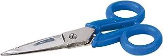 Silverline Tools 956775 Tijeras de electricista, Azul
