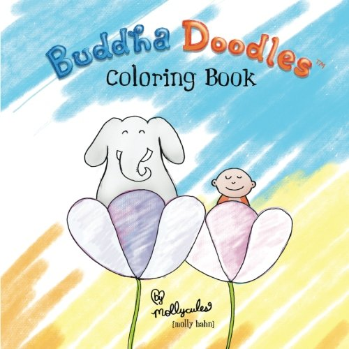Buddha Doodles Coloring Book