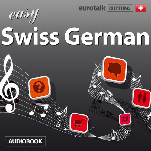 Rhythms Easy Swiss German audiobook cover art
