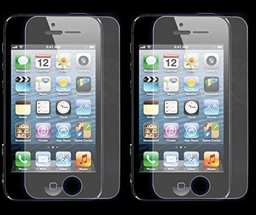 【 二枚セット 】 Apple iPhone 4 iPhone 4S アイフォン 対応 ガラスフィルム 保護フィルム 強化ガラス ガラス 薄い 強化ガラス製 液晶保護フィルム ガラスフィルム 9H とっても薄い 0.2mm