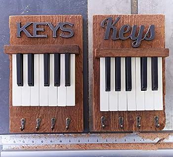 Best repurposed piano keys Reviews