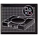 Playstation Console rétro Classique PS1 Noir Portefeuille...