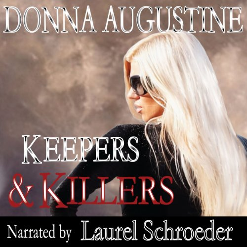 Keepers & Killers audiobook cover art