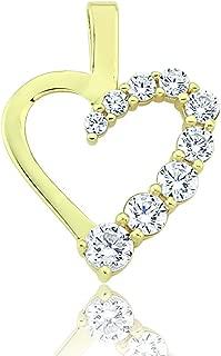 Collana Albero della Vita Donna Oro Giallo Bianco 18 Kt Carati 750 1,75 Gr