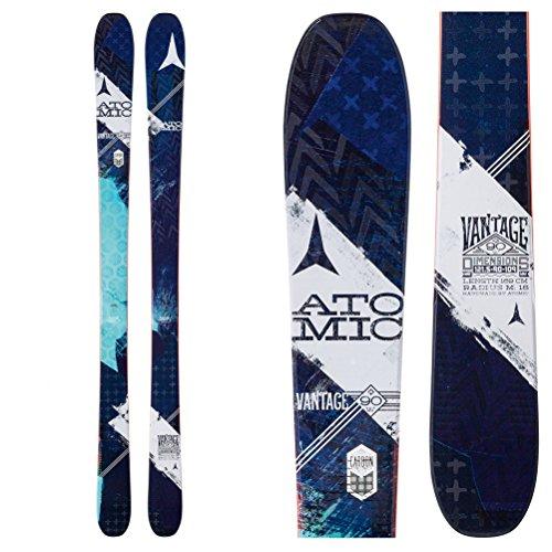 Damen Freestyle Ski Atomic Vantage 90 Cti 169