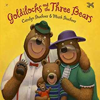 Goldilocks and the Three Bears cover art