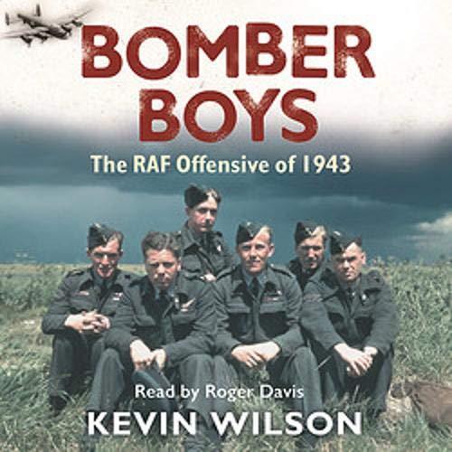 Bomber Boys cover art