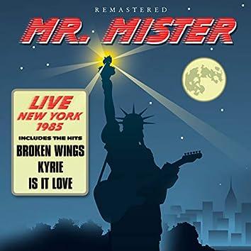 New York 1985 (Remastered) (Live)