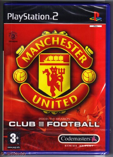 Manchester United Football Club Playstation 2 PS2