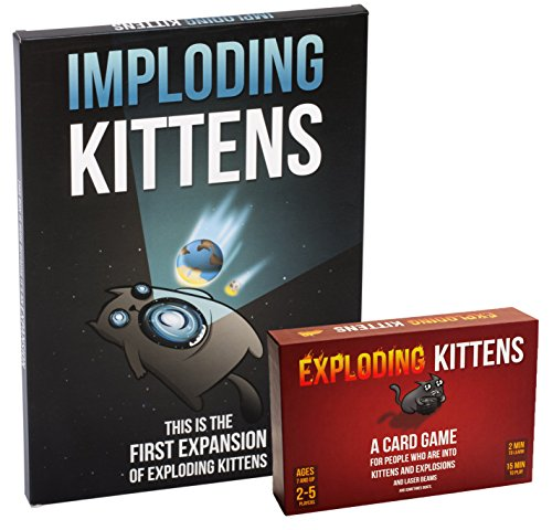 Exploding Kittens Expansion Bundle Buy Online In Saint Lucia