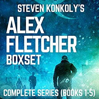 Alex Fletcher Boxset, Complete Series Books 1-5                   By:                                                                                                                                 Steven Konkoly                               Narrated by:                                                                                                                                 John David Farrell                      Length: 49 hrs and 55 mins     1,478 ratings     Overall 4.5