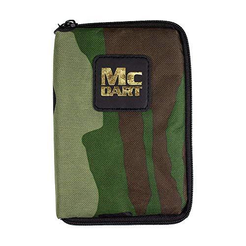 McDart Bag, Darttasche, Dart Pak im Camouflage Look