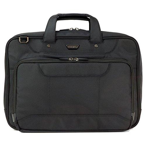 Targus CUCT02HC15EU Maletín Corporate Traveller de Carga Superior y Alta Capacidad para portátiles de hasta 15,6