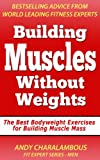 Building Muscles Without Weights for Men - Best Bodyweight Exercises for Building Muscle Mass (Fit...
