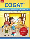 COGAT Test Prep Grade 2 Level 8: Gifted and Talented Test Preparation Book - Practice Test/Workbook for...