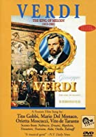 Verdi: King of Melody [DVD] [Import]