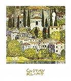 1art1 Gustav Klimt - Kirche In Cassone Am Gardasee V Poster