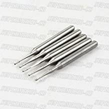 0.625 Shank Diameter TIALN Multilayer Finish 30 Deg Helix YG-1 E5021 Carbide Square Nose End Mill 4 Flutes 3.5 Overall Length 0.625 Cutting Diameter