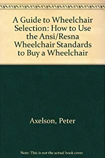 Best resna wheelchair standards Reviews