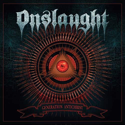 Onslaught: Generation Antichrist (Digipak) (Audio CD)