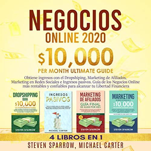 Negocios Online [Online Business] cover art