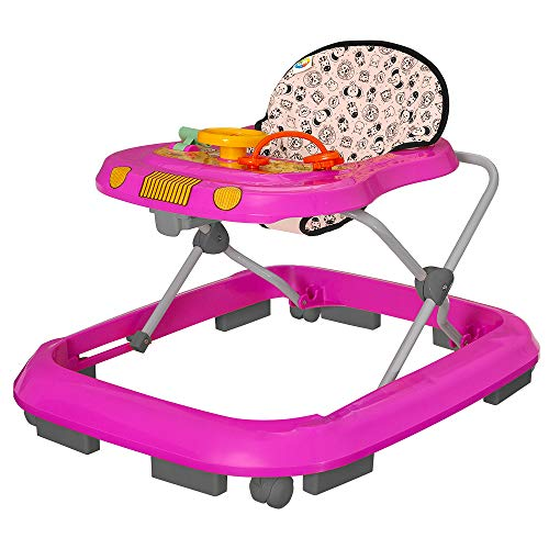 Andador Safari, Tutti Baby, Rosa Pink