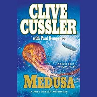 Medusa audiobook cover art