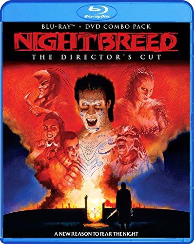 Nightbreed: The Director'S Cut Combo (2 Blu-Ray) [Edizione: Stati Uniti] [USA] [Blu-ray]