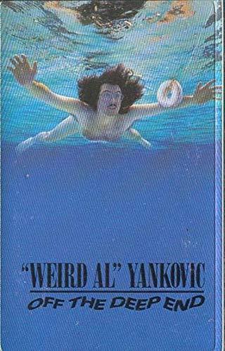 WEIRD AL YANKOVIC: Off the Deep End -32891 Cassette Tape