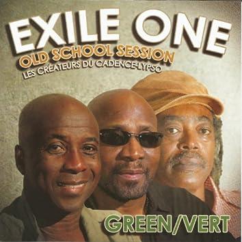 Old School Session: Green / Vert (feat. Gordon Henderson) [Les créateurs du Cadence-Lypso]