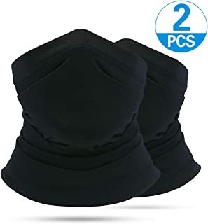 Summer Face Mask, Dust Sun UV Protection Neck Gaiter, Breathable &Elastic Face Scarf Mask, Multiple Cool Bandana for Fishing Hiking Cycling Riding