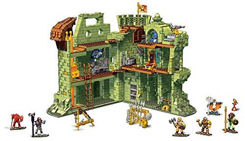 Mega Construx GGJ67 - Masters of the Universe Castle Grayskull Bauset mit 3508 Bausteinen ab 14 Jahren